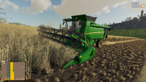 Landwirtschafts-Simulator 19 Precision Farming DLC © Astragon Giants