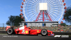 F1 2020 Schumacher © Codemasters
