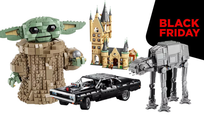 Lego-Sets am Black Friday © Lego / Saturn