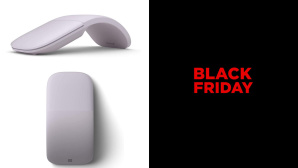 Black Friday Microsoft Arc Mouse © Microsoft