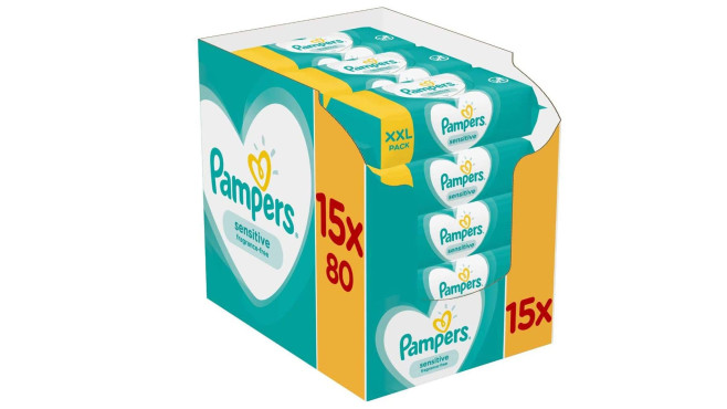 Pampers Sensitive©Pampers