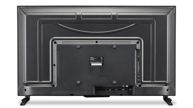 Die Rückseite vom Medion E14040 (MD 31703) ist unter anderem mit drei HDMI-Eingängen bestückt.©Medion