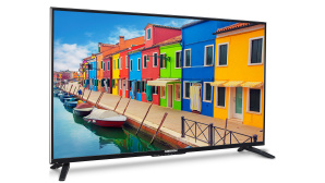 Der Medion E14040 (MD 31703) hat mit 100 Zentimetern Bildschirmdiagonale (40 Zoll) ein relativ kompaktes Format.©Medion