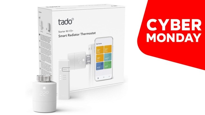 Tado Heizkörperthermostat © Amazon