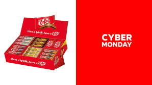Cyber Monday: Kitkat Lion Schokoriegel © Amazon