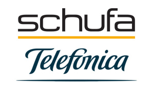 Logo Schufa und Telef�nica©Schufa, Telef�nica