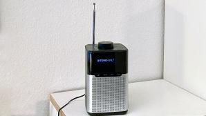 DAB+ Digitalradio von Tchibo im Test: Das kleine Radio ist sehr vielseitig.©COMPUTER BILD