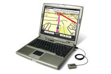 Garmin-Navigation für Notebooks