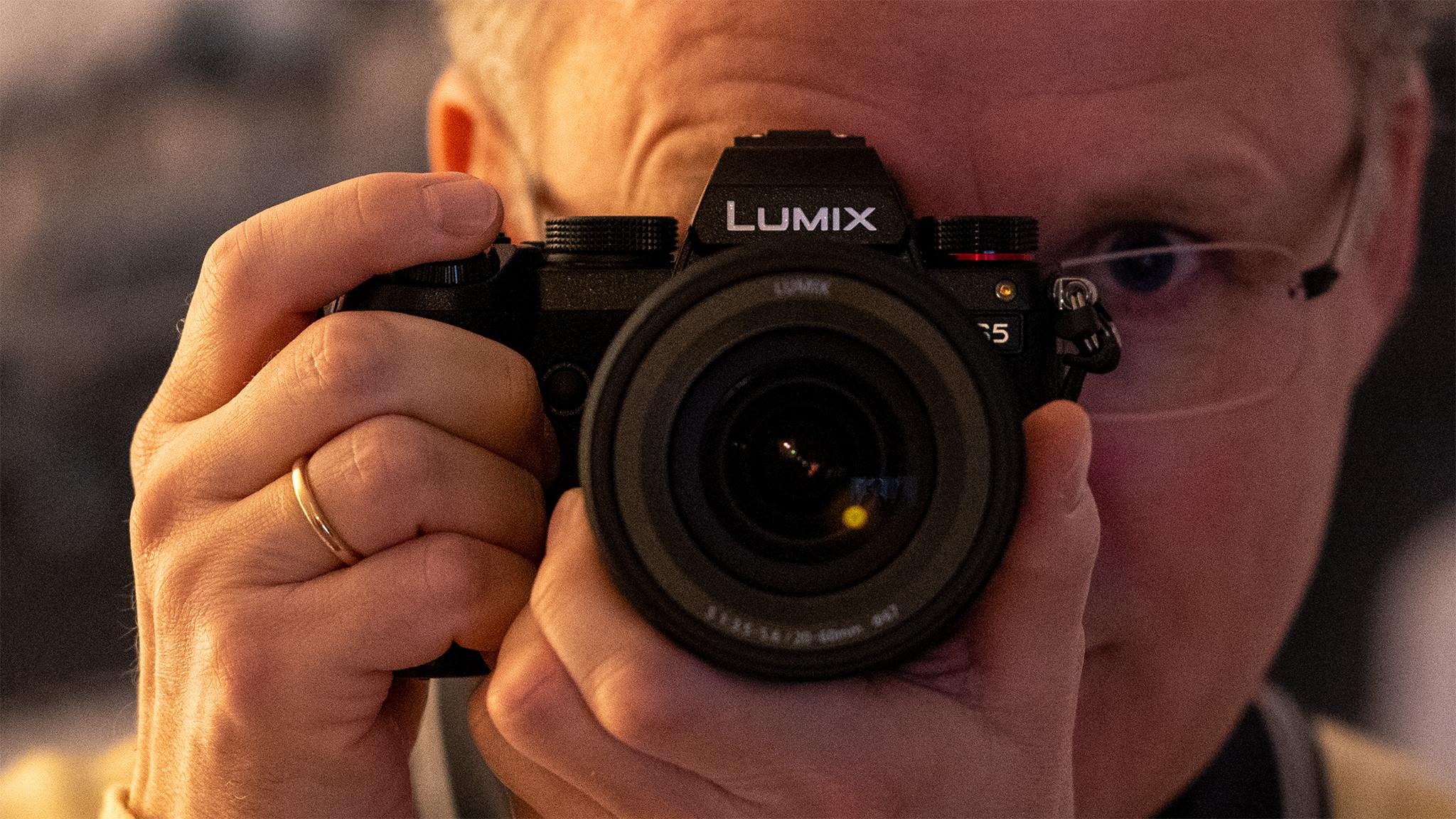 Panasonic Lumix S5 im Test©COMPUTER BILD