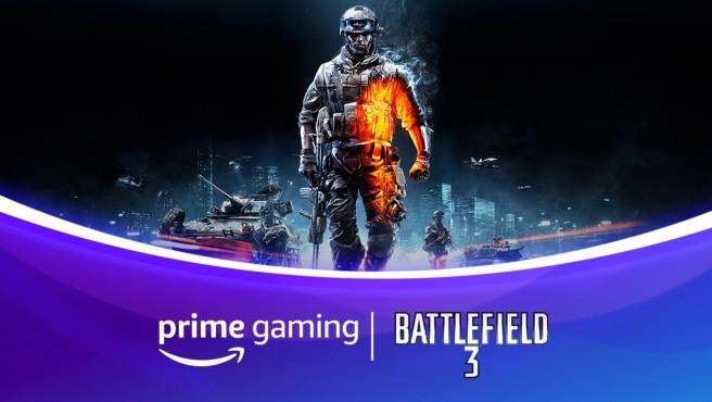 Prime Gaming Battlefield©Amazon