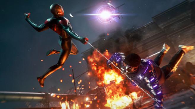 Marvel's Spider-Man – Miles Morales©Insomniac Games / Sony