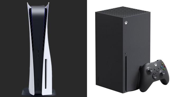 PlayStation 5 gegen Xbox Series X©Sony, Microsoft