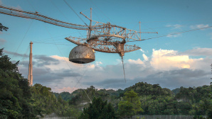 Arecibo-Teleskop © National Science Foundation