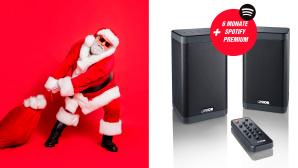 Canton Smart Soundbox 3 + 6 Monate Spotify Premium©istock/Deagreez, Sonos