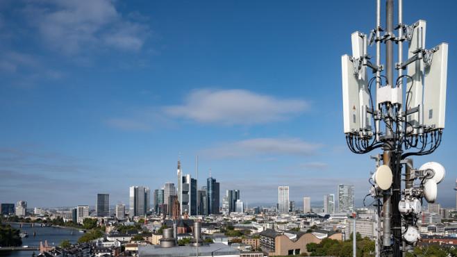 5G-Netzausbau©Telefónica Deutschland