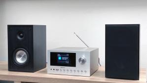 Medion P85003 im Test: Die kleine Stereo-Anlage gl�nzt mit tollem Preis-Leistungs-Verh�ltnis©COMPUTER BILD