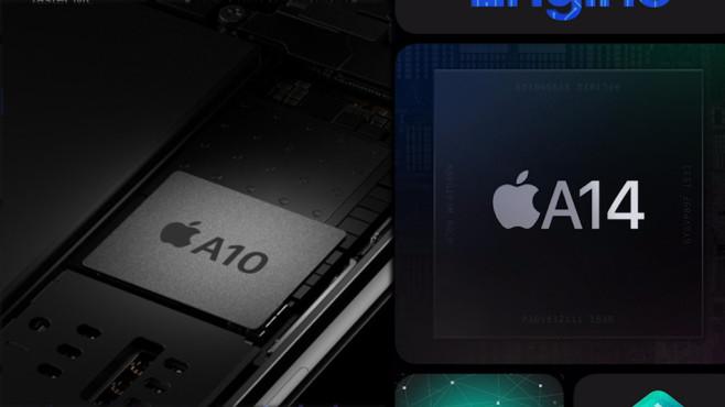 Apple iPhone 7 vs. iPhone 12©Apple