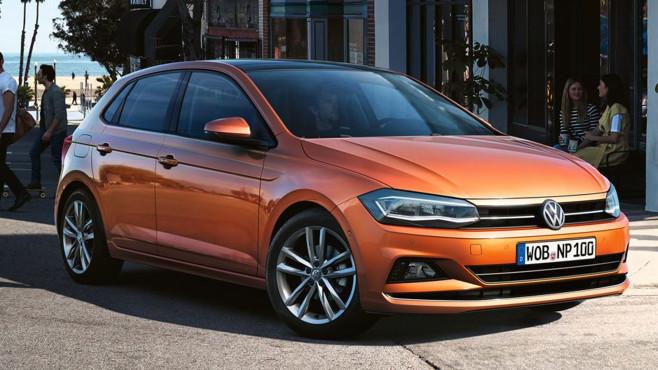 VW Polo©Volkswagen