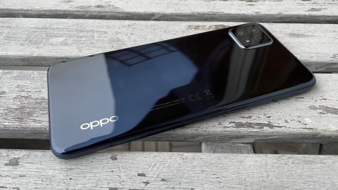 Oppo A73 5G:  Rückseite©COMPUTER BILD
