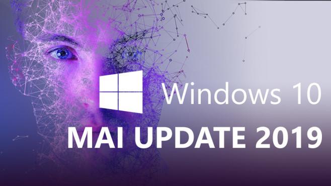 Windows 10 1903©Microsoft, iStock.com/Peshkova