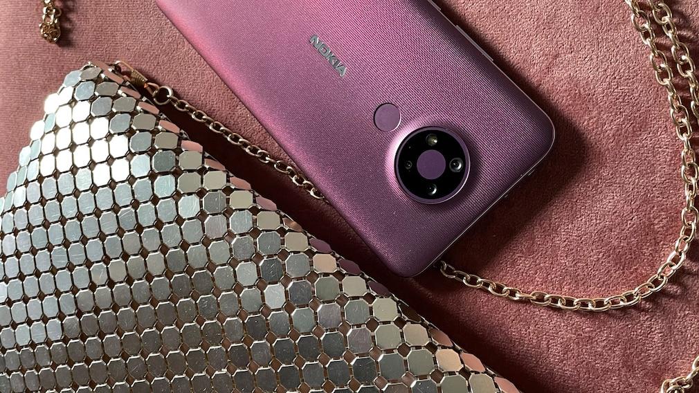 Nokia 3.4 Rückseite im Detail