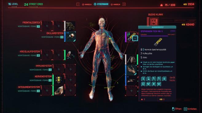 Cyberpunk 2077 © Projet CD