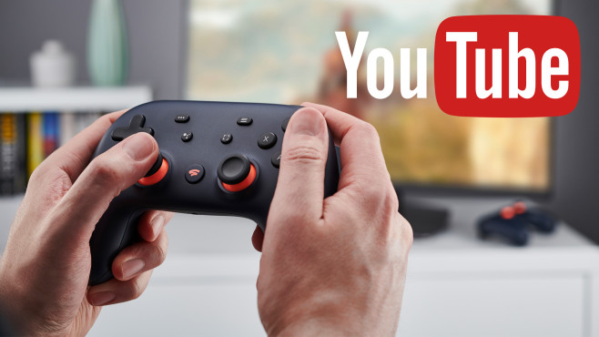 Der Google-Stadia-Controller©Future Publishing / Getty Images