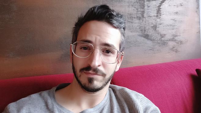 Lenovo Legion Phone Duel: Selfie©COMPUTER BILD