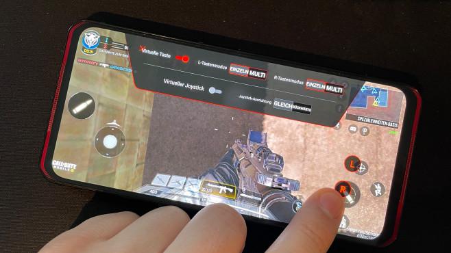 Lenovo Legion Phone Duel: Legion Assistant©COMPUTER BILD