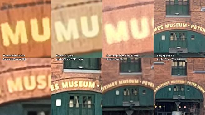 Vergleich maximale Zoomstufe©COMPUTER BILD / Michael Huch