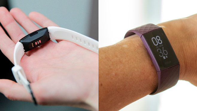 Fitbit Inspire HR©COMPUTER BILD