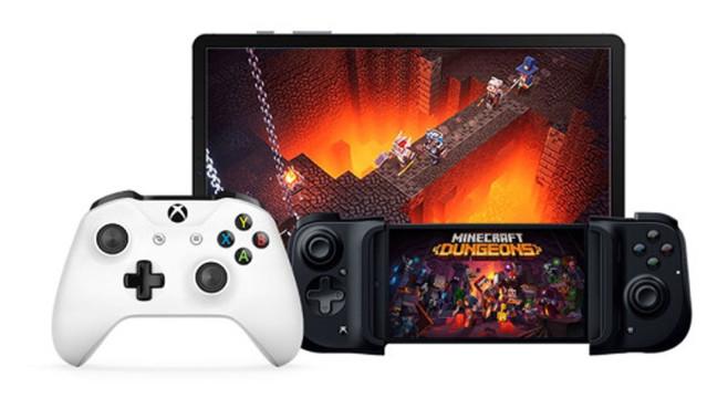Xbox Cloud Gaming©Microsoft