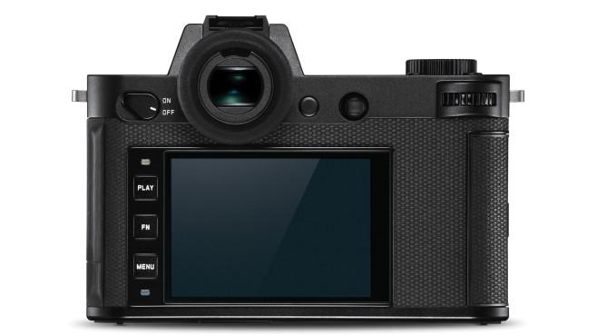 Leica SL2-S Rückseite©Leica Camera