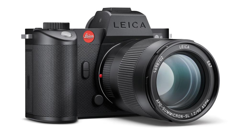 Leica SL2-S: Profi-Systemkamera mit lichtempfindlicherem Sucher