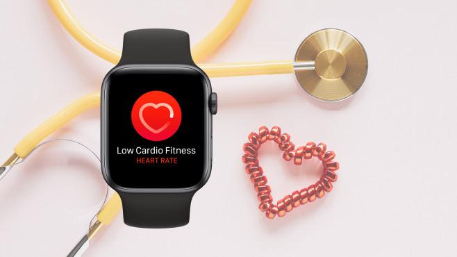 Apple benachrichtigt bei niedriger Kardiofitness©Apple, pexels.com/Karolina Grabowska