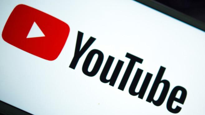 YouTube-Logo©dpa-Bildfunk