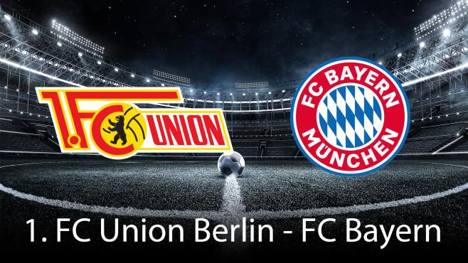 Union Berlin – Bayern München©iStock.com/mel-nik, 1. FC Union Berlin, FC Bayern München