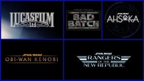 """Die neuen """"Star Wars""""-Serien©Disney, Lucasfilm"""