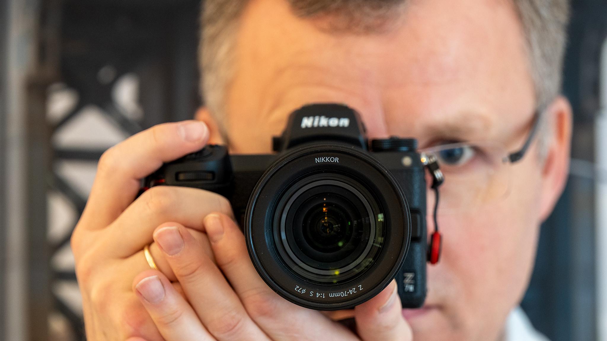 Nikon Z7 II im Test©COMPUTER BILD