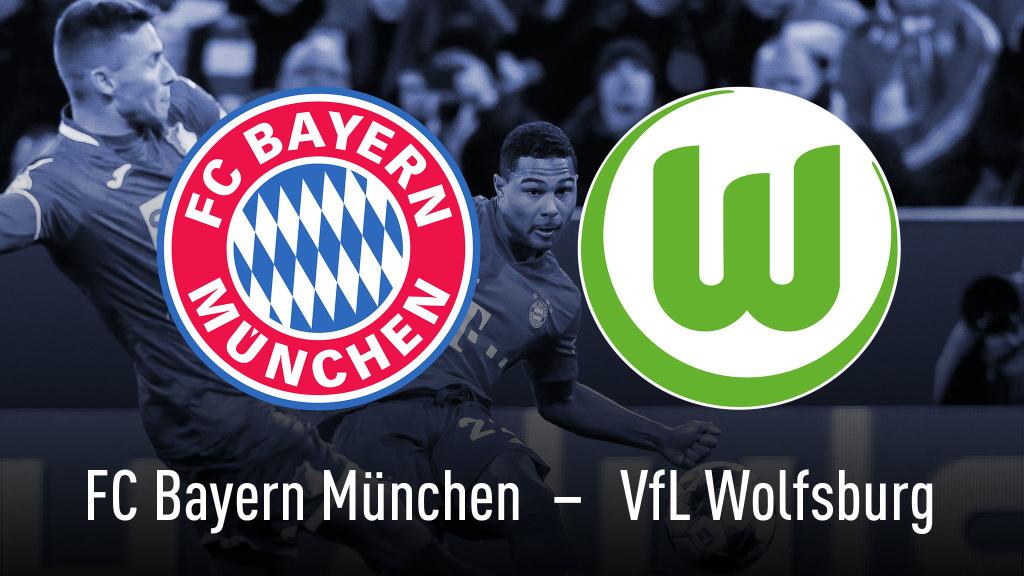 München Wolfsburg