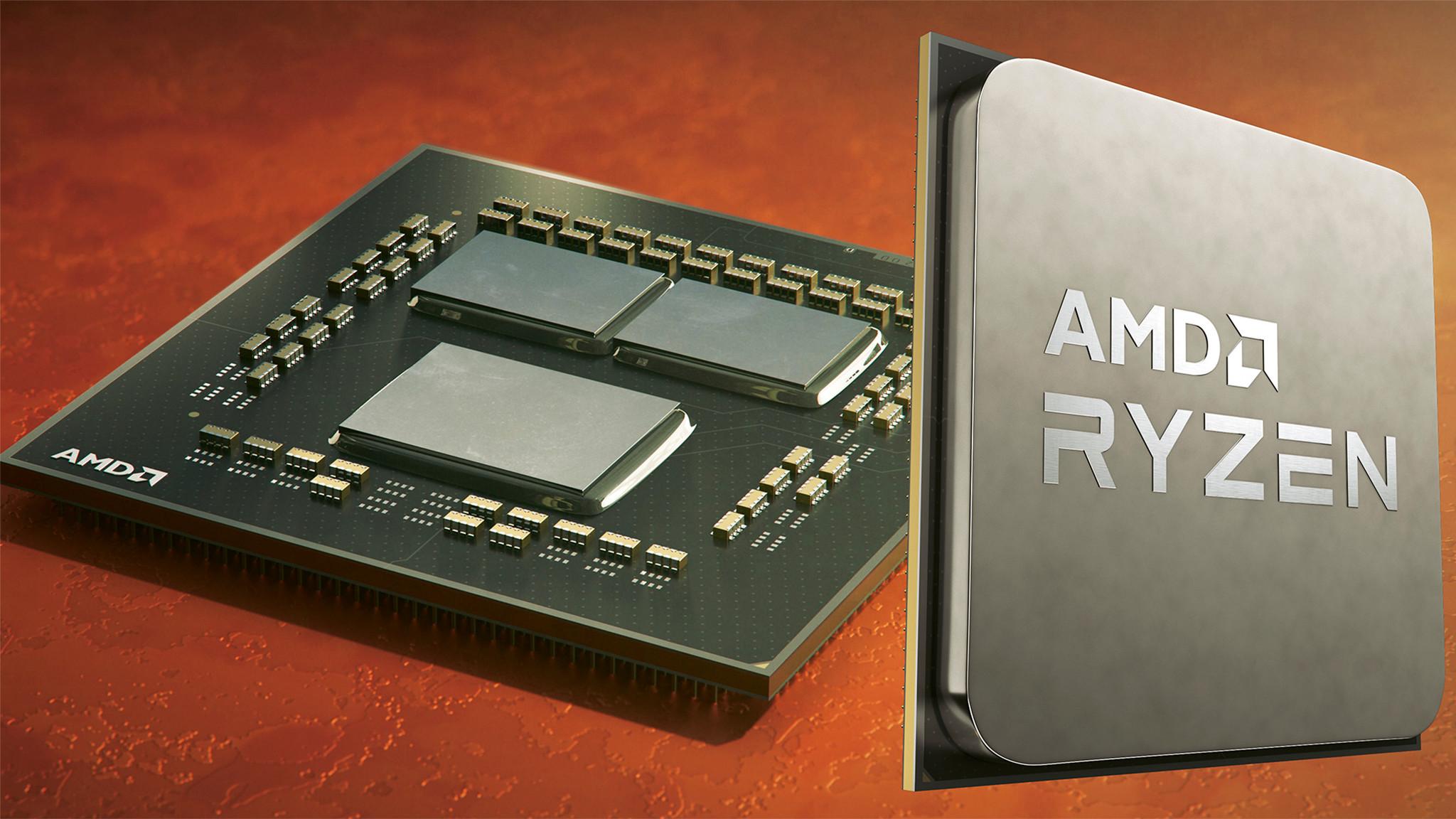 AMD Ryzen 9 5950X und Ryzen 5 5600X: Test©AMD; iStock