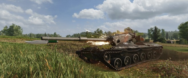World of Tanks Action Heroes © Wargaming