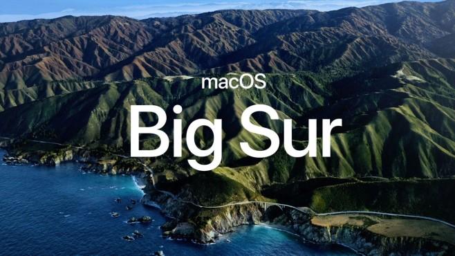 macOS 11.1©Apple