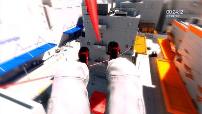 Mirrors Edge: Seil
