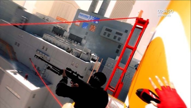 Mirrors Edge: Seile