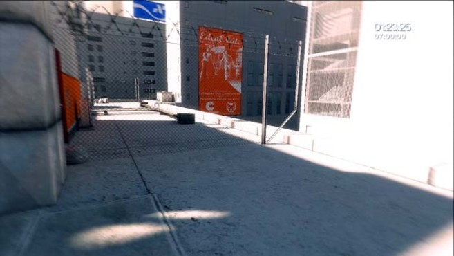 Mirrors Edge: Zaun