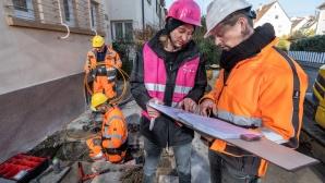 Netzausbau bei der Deutschen Telekom©12422647
