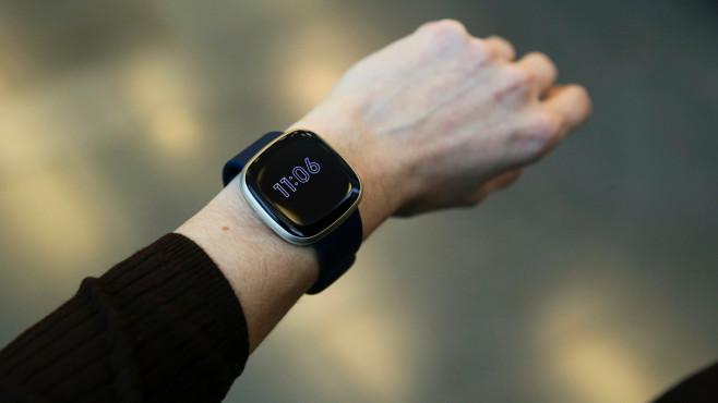 Fitbit Versa 3 Always on©COMPUTER BILD