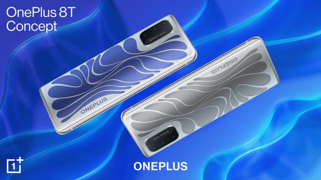 OnePlus 8T Concept©OnePlus