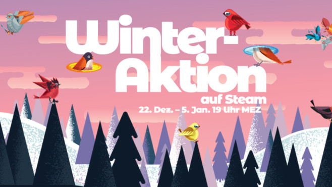 Steam Winteraktion 2020©Valve